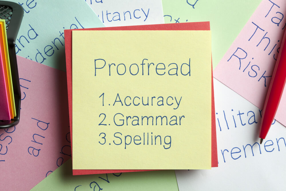 WRITING THE UK DISSERTATION AND SOME PROOFREADING SUGGESTIONS