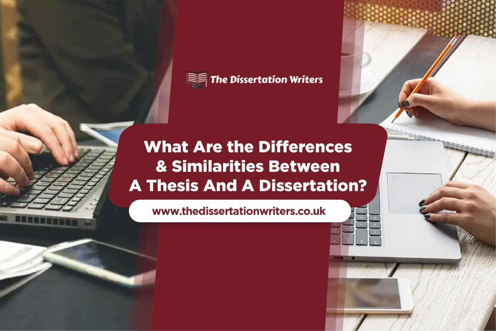 Similarities between thesis and dissertation